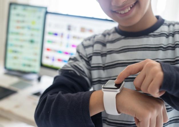 smartwatch børn